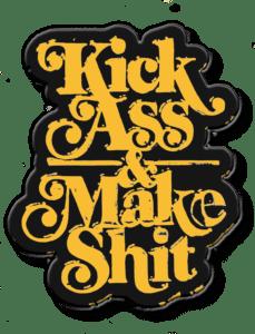 PUNK + ROCKER Kick Ass 3D