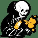 PUNK + ROCKER - Online Marketing Rockstars - Friendly Dead