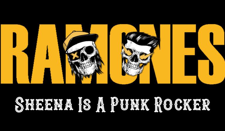 PUNK + ROCKER - Online Marketing Rockstars - RAMONES - Sheena Is A Punk Rocker - Video