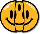 PUNK + ROCKER - Online Marketing Rockstars - Smiley