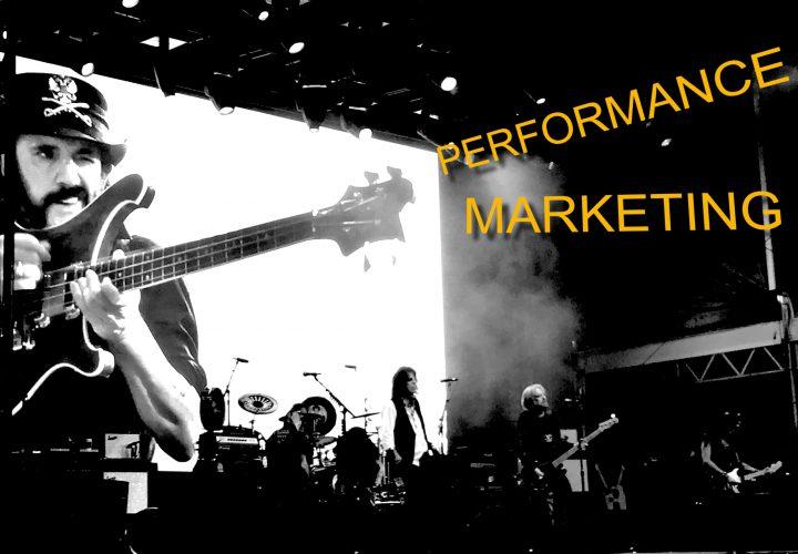 PUNK + ROCKER - Performance Marketing