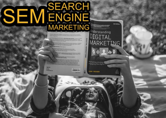 PUNK + ROCKER - SEARCH ENGINE MARKETING - SEM
