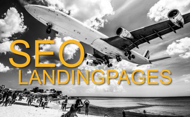 PUNK + ROCKER - SEO Landingpages